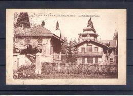 42. La Talaudiere. La Château Palle - France