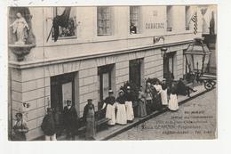 SAINT MALO - HOTEL DU COMMERCE - PRES DE LA PLACE CHATEAUBRIANT - LOUIS GERMAIN, PROPRIETAIRE - 35 - Saint Malo