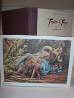 TROLLS DE TROY. T1. Histoires Trolles. ARLESTON-MOURIER. TT Lté 500 Ntés + 1 Dessin Inédit Signé Par Les 2 Auteurs. 1997 - Prime Copie