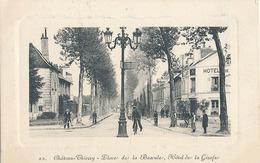 CHATEAU THIERRY - N° 22 - PLACE DE LA BASCULE - HOTEL DE LA GIRAFE - Chateau Thierry