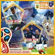 Coupe Du Monde De Football 2019 Russie - Russia & URSS
