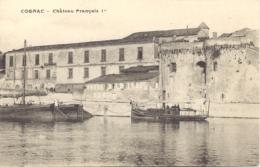 Cognac, Chateau Francois 1er - Cognac