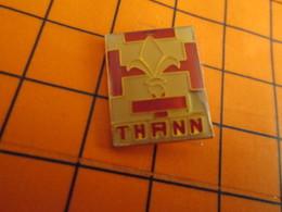 2619 Pin's Pins / Beau Et Rare / THEME ASSOCIATIONS / SCOUT SCOUTISME THANN - Associazioni