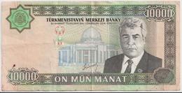 TURKMENISTAN P. 15 10000 M 2003 VC - Turkménistan