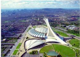 Postcard Stadium Montreal Canada Stadion Stadio - Estadio - Stade - Sports - Olympics - Stadi