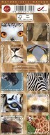 Boekje 140** The Zoo - Animal Faces 4340/49** Animaux De Près - Dieren Van Dichtbij - Carnet 140 Mnh - Booklets 1953-....
