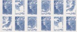 FRANCE 2008 - Carnet De 12 TIMBRES France N° 179 à 182 Bc 179 NEUF MARIANNE Et Les VALEURS De L'EUROPE. - 2004-08 Marianne De Lamouche
