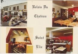 Saint Elix Relais Du Chateau - Francia