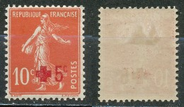 FRANCE - 1914 - Croix Rouge Nr146 - Neuf - France