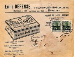 Brussel, Defense, Pharmacien - [OC1/25] Gen.reg.