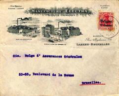 Laeken, Laken, Electra - [OC1/25] Gen.reg.