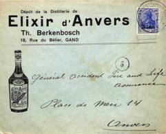 Gent, Elixir D'Anvers - [OC1/25] Gouv. Gén.