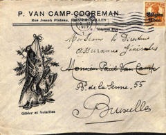 Brussel, Van Camp-Cooreman, Givier Et Volailles - [OC1/25] Gouv. Gén.