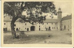 Florennes -- Ancienne Abbaye.     (2 Scans) - Florennes