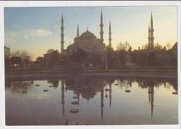 TURKEY  - AK 373126 Istanbul - The Blue Mosque - Turkey