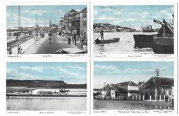 CURAÇAO - Joli Lot De 10 CPA - Années 1920 - A.D. Capriles & Co à Curaçao - Curaçao