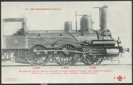 Les Locomotives (Orléans) - Machine N°138 Type 120 - F. Fleury N° 31 - Voir 2 Scans - Treinen