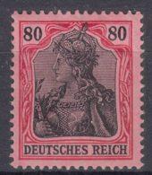 Germany Deutsches Reich 1902 Watermark 1 Mi#93 I Mint Hinged - Unused Stamps