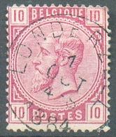 N°38 - 10 Centimes Rose, Obl. Sc LONDERZEEL 1 Oct.  1884 - 15153 - 1883 Léopold II