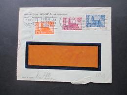 1943 Zensurpost Finnischer Stempel Tarkastettu Granskat + OKW Zensur Satzbrief Nr. 239 / 241 Wiedereroberung Viipuri - Cartas