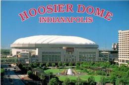 Postcard Stadium Indianapolis USA Stadion Stadio - Estadio - Stade - Sports - Athletics - Stadi
