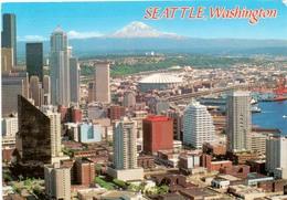 Postcard Stadium Seattle Kingdome USA Stadion Stadio - Estadio - Stade - Sports - Sport - Stadi