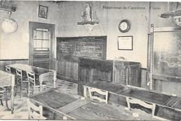 Carnières NA16: Pensionnat De Carnières. Classe 1913 - Morlanwelz