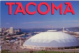 Postcard Stadium Tacoma USA Stadion Stadio - Estadio - Stade - Sports - Sport - Dome - Stadi