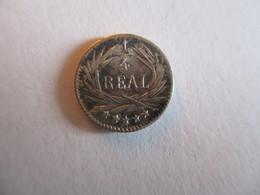 Guatemala: 1/4 Real 1896 - Guatemala