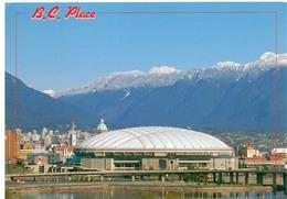 Postcard Stadium Vancouver Canada Stadion Stadio - Estadio - Stade - Sports - Sport - Dome - Stadi