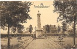 Chapelle-lez-Herlaimont NA22: Monument Des Combattants - Chapelle-lez-Herlaimont