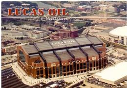 Postcard Stadium Indianapolis USA Lucas Oil Stadion Stadio - Estadio - Stade - Sports - Sport - Dome Baseball - Stadi