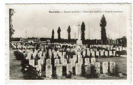 Harelbeke - Engels Kerkhof - Cimetière Anglais -English Cemetery - Uitg. G. Vandebuerie-Libeer - 2 Scans - Harelbeke