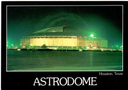 Postcard Stadium Houston Texas USA Stadion Stadio - Estadio - Stade - Sports - Sport - Dome Football - Stadi