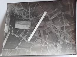 1915 Beaumont Hammel La Signy Parc Aux Moutons Somme Lignes Bombardement Tranchée Poilu 1914-1918 Ww1 Photo Aérienne - Oorlog, Militair