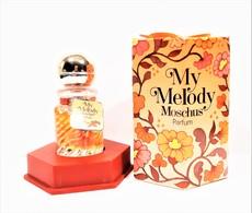 Miniatures De Parfum   MY MELODY MOCHUS  De MULHENS 7 Ml + BOITE - Miniatures Modernes (à Partir De 1961)