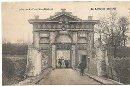 L170A_573 - Metz - La Porte Saint-Thiébault - Carte Précurseur - Metz