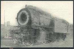 Locomotives Du NORD - Machine-tender N° 141 TB 2 (ex 4-1702) - Cliché L. Vilain - H. M. P. N° 261 - Voir 2 Scans - Trains