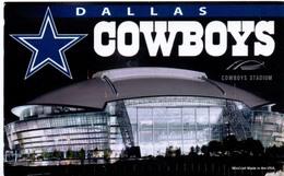 Postcard Stadium Arlington Texas USA Stadion Stadio - Estadio - Stade - Sports - Dome - Cowboys St. - Stadi