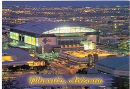 Postcard Stadium Phoenix Arizona USA Stadion Stadio - Estadio - Stade - Sports - Dome - Stadi