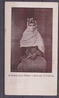 Palestine, Carte Postale Woman From Nablus, Naplouse. - Palestine