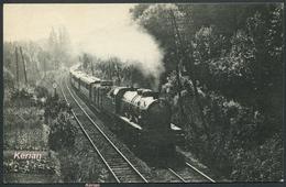 Réseau De L'Etat - Le Rapide Paris-Brest En 1925 Près De Sèvres - Machine Pacific Série 231.500 - H. M. P. N° 62 - Trains