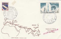 35 Ans Liaisons Aériennes FRANCE - EXTRÊME ORIENT Pornichet 1/8/1966 - Airplanes
