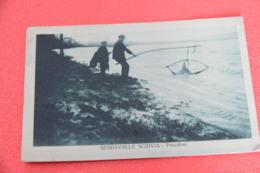 Alessandria Serravalle Scrivia I Pescatori 1927 Ed. Cambiaggi - Alessandria