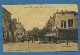 BERGERAC- La Rue Neuve D'Argenson ( Café De La Terrasse LAUBENHEIMER Et Fils ) ( Ref 261 ) - Bergerac