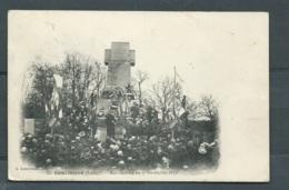 N° 22 Coulmiers ( Loiret ) Anniversaire Du 9 Novembre 1870-  Maca0636 - Coulmiers