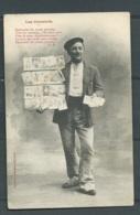 """Les Camelots """"  Demandez Les Cartes Postales   """" Illustration Bergeret -  Maca0643 - Bergeret"""