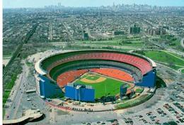 Postcard Stadium New York Usa Shea Stadion Stadio - Estadio - Stade - Sports - Baseball - Stadi