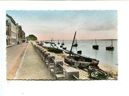 SAINT VALERY SUR SOMME (80) - Vue Du Port - Saint Valery Sur Somme