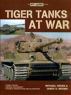 Tiger Tanks At War - English